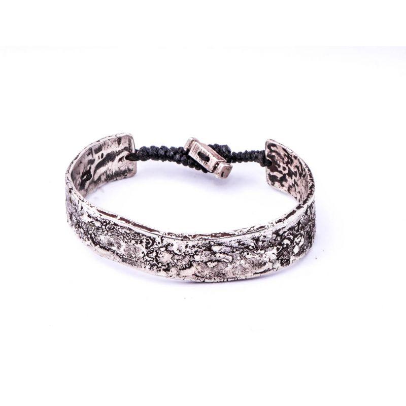 Silver Cuff Bracelet III