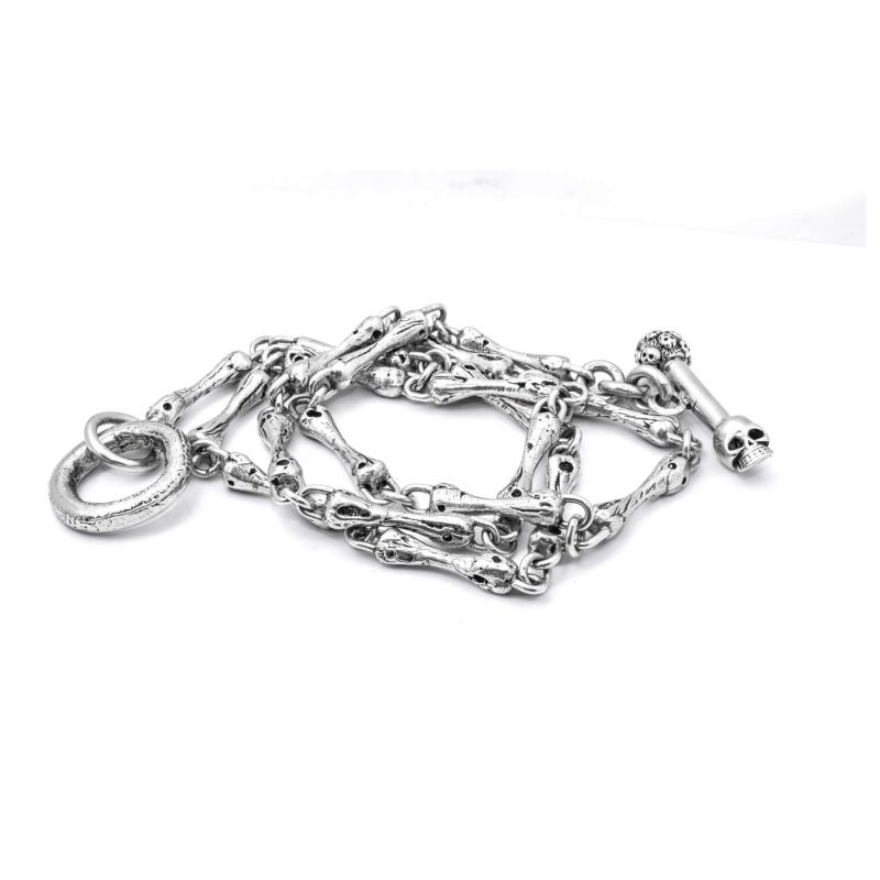 Silver Handcrafted Chain