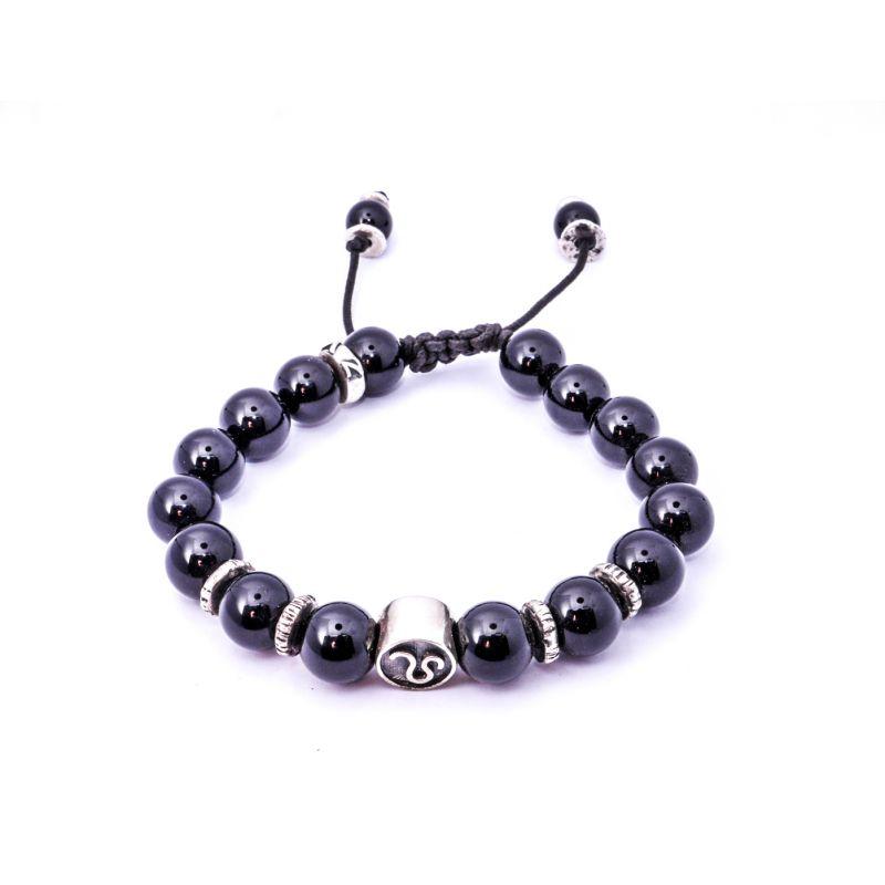 Onyx Horoscope Bracelet